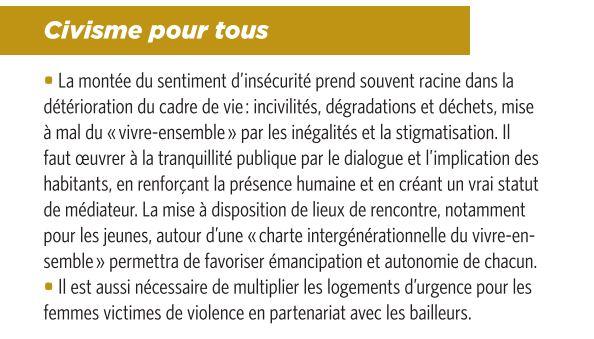 EELV : nos propositions - Page 4 Civisme