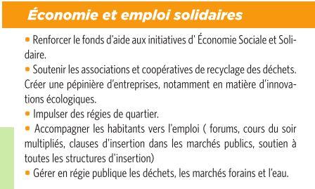 EELV : nos propositions - Page 3 Economie