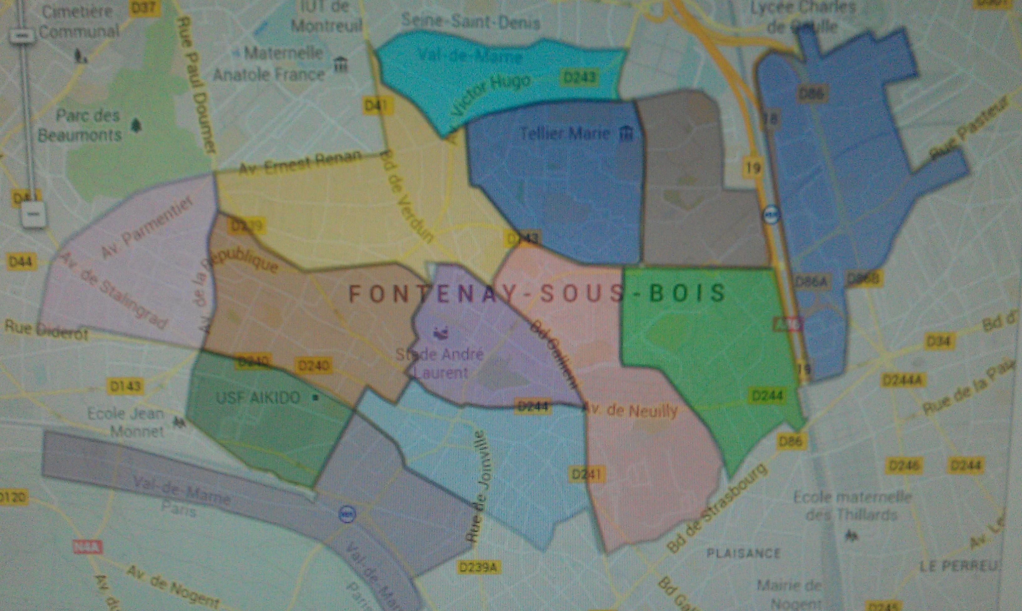 municipales Europe Ecologie Les Verts de Fontenay sous bois ( 94120 ) Page 3 # Podologue Fontenay Sous Bois