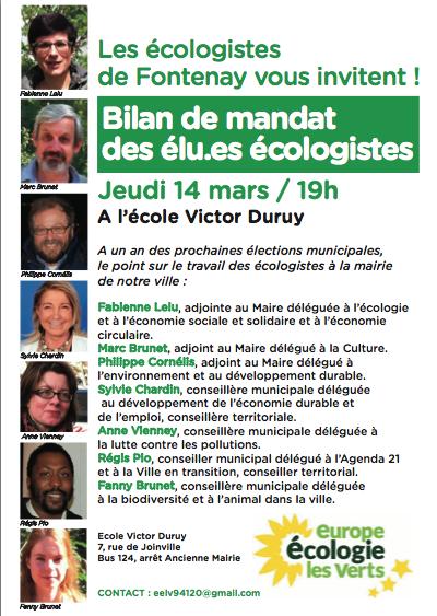 Bilan des élus.es écologistes Projet-affichette-flyer